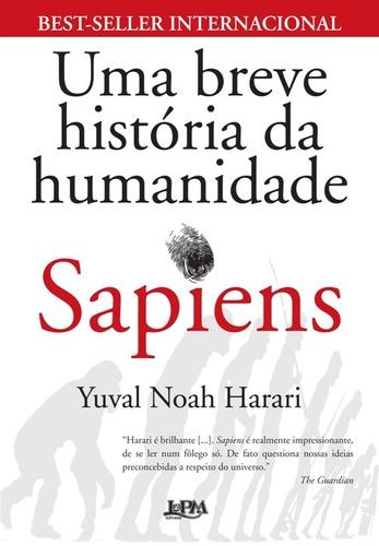 Foto do produto SAPIENS Uma breve história da humanidade