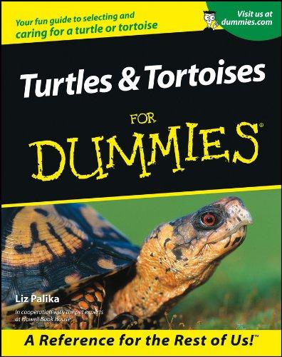 Foto do produto Turtles and Tortoises For Dummies