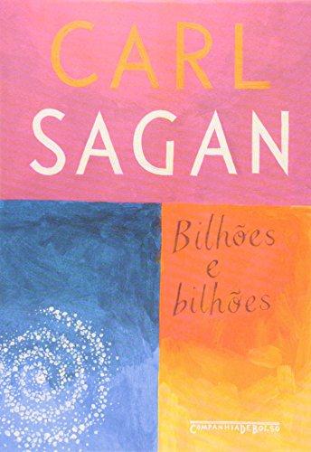 Foto do produto Bilhões e Bilhões  (Edição de Bolso) - Reflexões sobre a vida e morte