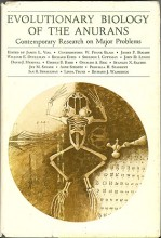 Evolutionary Biology of the Anurans: Contemporary Research on Major Problems