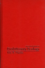 Evolutionary Ecology First Edition
