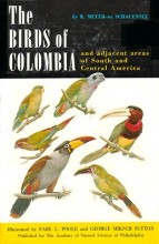 The birds of Colombia,: And adjacent areas of South and Central America (1964)