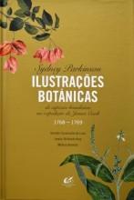 Ilustrações Botânicas - de Espécies Brasileiras na Expedição de Expedição de James Cook - 1768-1769