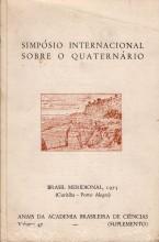 Simpósio Internacional sobre o Quaternário