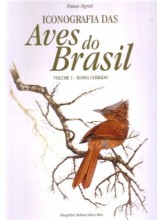Iconografia das Aves do Brasil - Bioma Cerrado