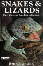 Snakes and Lizards: Their Care and Breeding in Captivity