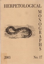 Herpetological Monographs No.17 (2003)