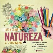 Livro de Colorir Natureza e Paisagens
