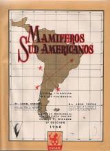 Mamiferos Sud Americanos (2 vol)