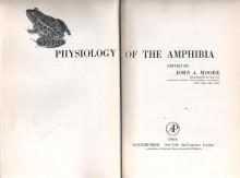 Physiology of Amphibia