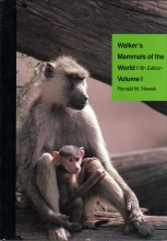 Walker's Mammals of the World (Vol 1-2)