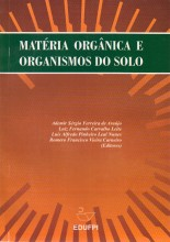 Matéria orgânica e organismos do solo