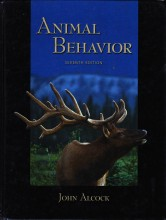 Animal Behavior 7ª Edition