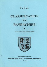 Classification der Batrachier