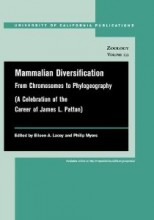 Mammalian Diversification: From Chromosomes to Phylogeography