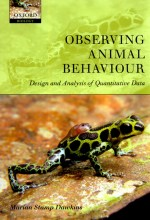 Observing Animal Behaviour: Design and Analysis of Quantitative Data
