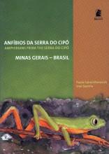 Anfíbios da Serra do Cipó - Minas Gerais Brasil