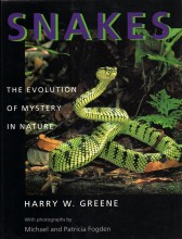 Foto do produto Snakes: The Evolution of Mystery in Nature