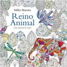 Reino Animal - Uma aventura para colorir