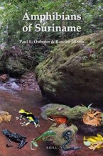 Amphibians of Suriname (Fauna of Suriname)