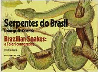 Foto do produto Serpentes do Brasil - Iconografia Colorida