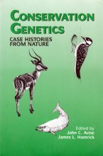 Conservation Genetics - Cases histories from nature