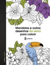 Mandalas e Outros Desenhos da Selva Para Colorir