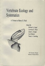 Vertebrate Ecology and Systematics - A tribute to henry S. Fitch