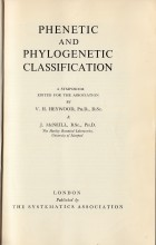 Phenetic and Phylogenetic Classification