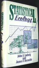 Statistical Ecology: A Primer in Methods and Computing