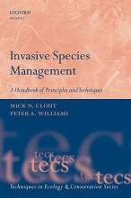 Invasive Species Management: A Handbook of Principles and Techniques