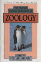 The Concise Oxford Dictionary of Zoology