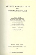 Methods and Principles of Systematic Zoology