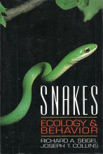 Snakes: Ecology and Behavior