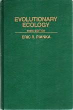 Evolutionary Ecology Third Edition