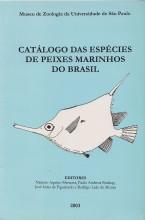 Catálogo  das espécies de peixes marinhos do Brasil