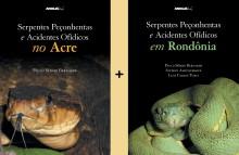Serpentes Peçonhentas e Acidentes Ofídicos no Acre / Rondônia FRETE GRÁTIS