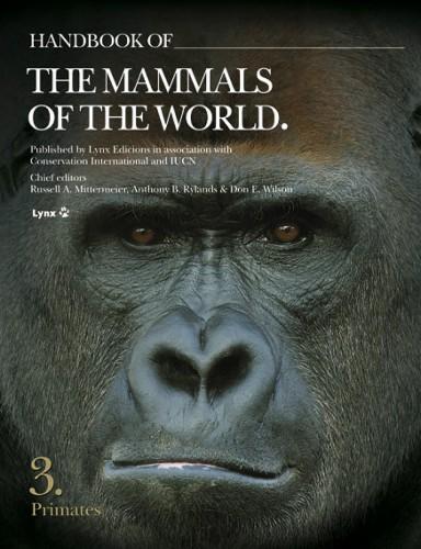 Handbook of the Mammals of the World, Volume 3: Primates
