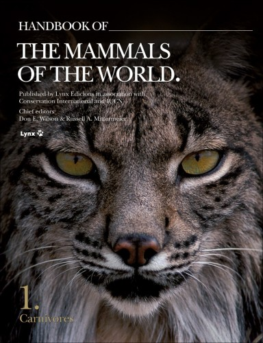 Handbook of the Mammals of the World – Volume 1 Carnivores