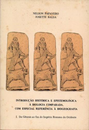 Introdução histórica e epistemológica à biologia comparada com especial enfase à biogeografia