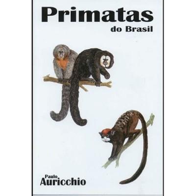 Primatas Do Brasil (Auricchio)