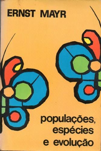 Populações, especies e evolução