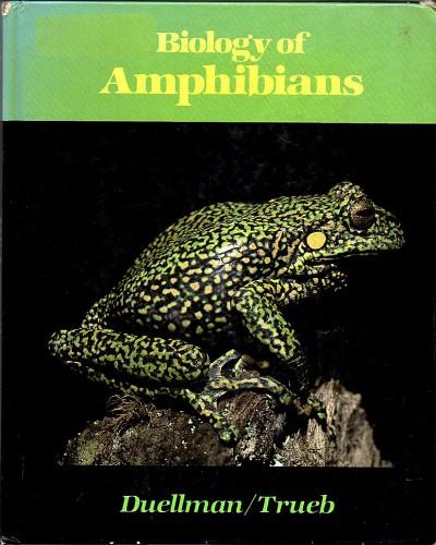 Biology of Amphibia (Duellman & Trueb, 1986)