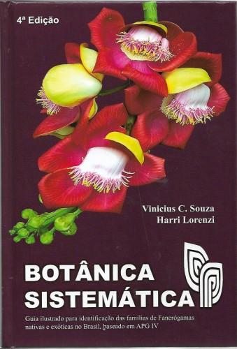 BOTÂNICA SISTEMÁTICA 4ª Edição