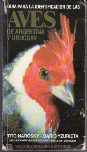 Guia para la identificacion de las Aves de Argentina y Uruguay