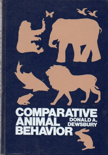 Comparative animal behavior