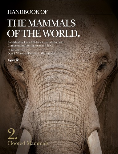 Handbook of the Mammals of the World – Volume 2 Hoofed Mammals