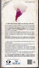 Foto do produto Guia para la identificacion de las Aves de Argentina y Uruguay