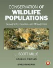Foto do produto Conservation of Wildlife Populations: Demography, Genetics, and Management