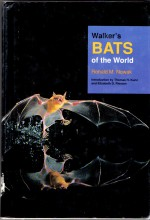 Foto do produto Walker's Bats of the World
